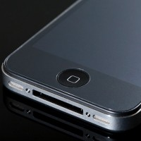 Kit Película Protetora p/ iPhone 5 fosco  - Eletroinfocia