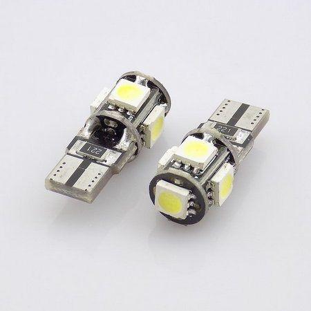 Lâmpada 5 LEDS Pingão c/ Cambus KX3  - Eletroinfocia