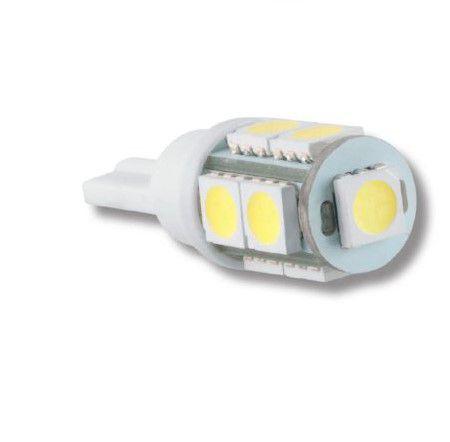 Lâmpada 9 LEDS Base 69 de Ferro KX3  - Eletroinfocia