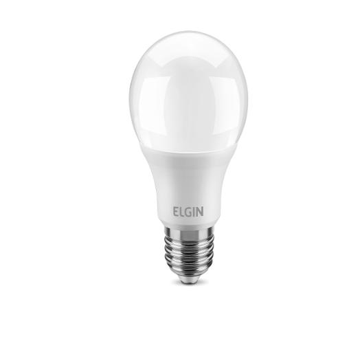 Lâmpada Bulbo A60 Led 9W 6500K E27 Bi-volt Elgin