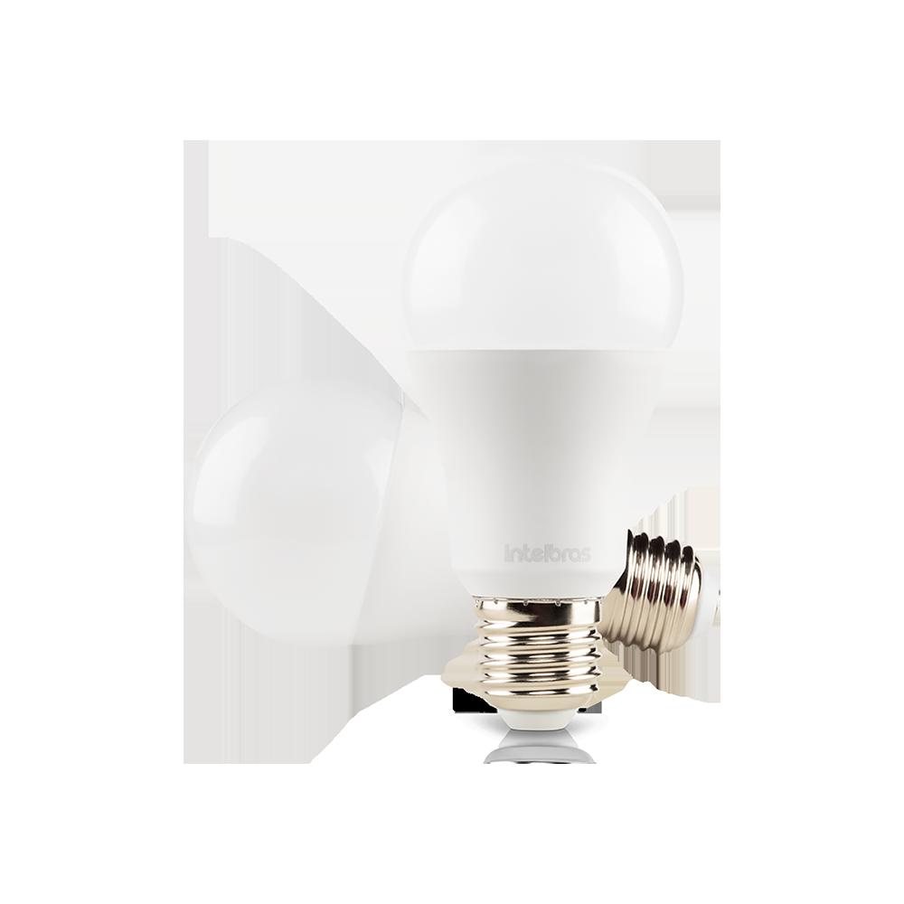 Lâmpada LED Wi-Fi Smart EWS 410 Intelbras