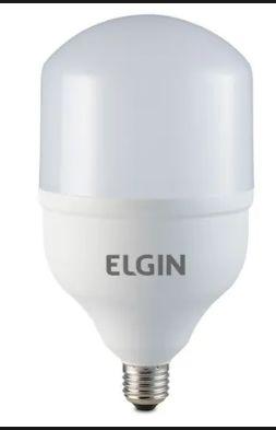 Lâmpada Super Led 50W Bi-Volt 6500K E27 Elgin  - Eletroinfocia