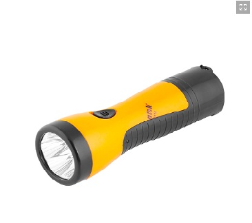 Lanterna com 5 Leds em blister Bi-volt BL-3118 Rontex