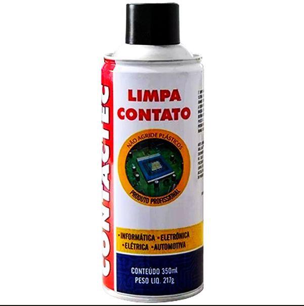 Limpa Contato 217g/350ml - Contactec