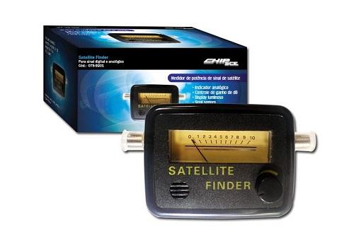 Localizador de Satelite Finder Chip Sce