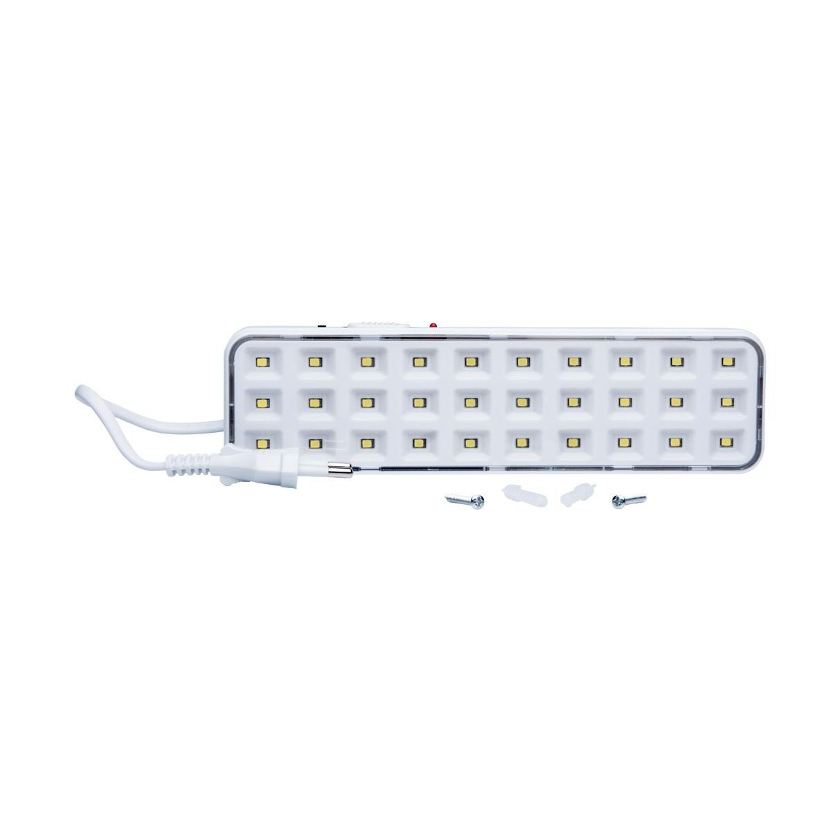 Luminária de Emergência Autônoma LDE 30L  - Eletroinfocia