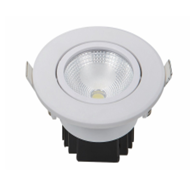 Luminária Embutir Led 5W Ecospot 6500k Redondo Bi-volt Elgin