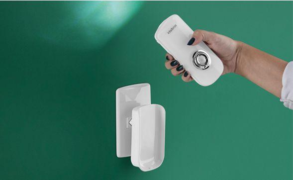 Luminária LED com Sensor de Presença ESI 5003 Intelbras  - Eletroinfocia