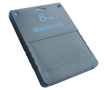 Memory card 8MB para PS2 Leadership - 6788  - Eletroinfocia