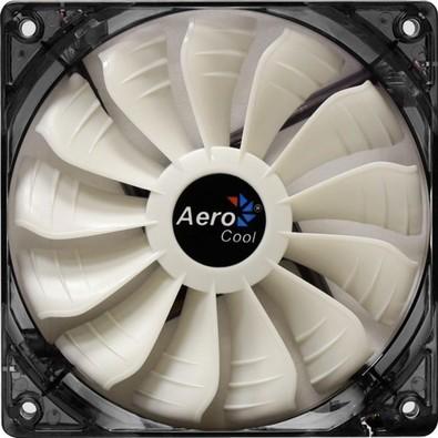 Microventilador EN51516 AIR Force 14CM Branco Led Aerocool