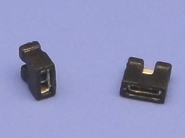 Mini Jumper aberto 2.5mm Header Passo