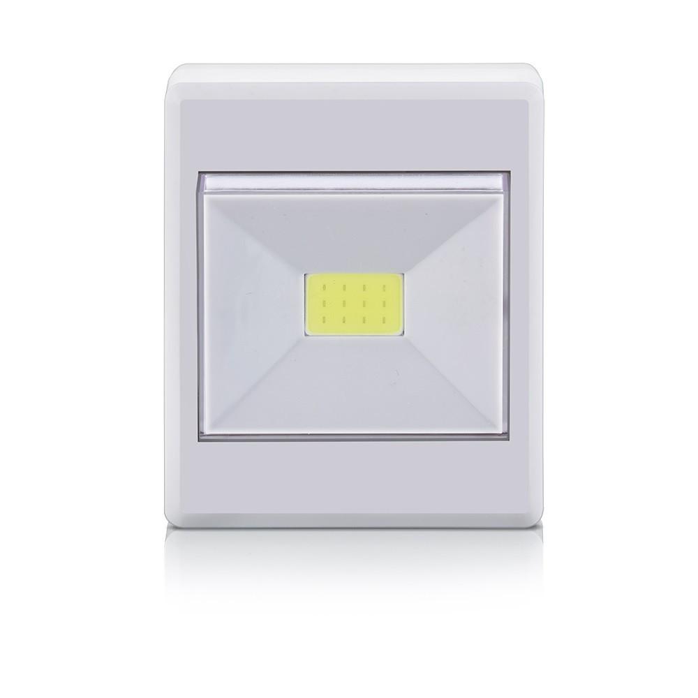 Mini Luminária Led Botão 3W Branca 6500K Elgin