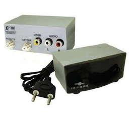 Modulador de áudio e vídeo canal 03 e 04  PQMO-2200 Proeletronic  - Eletroinfocia