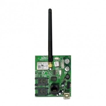 Modulo Ethernet/GPRS XEG 4000 Smart  Intelbras