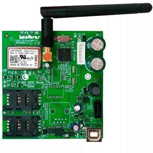 Módulo GPRS XG 4000 Smart Intelbras
