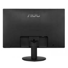Monitor Led 15.6 Widescreen Black Piano AOC  - Eletroinfocia