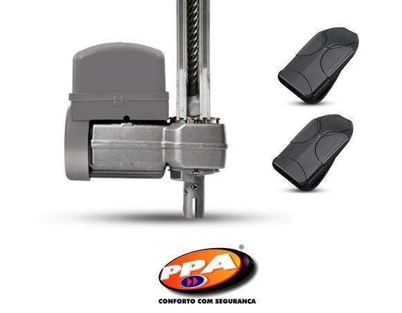 Motor Basculante 1/4 BV Home SP 8 Segundos 1.40m PPA