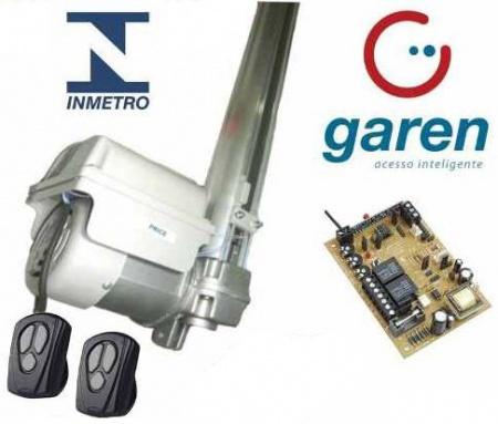 Motor Basculante Max Speed 1/3HP 8S Garen  - Eletroinfocia
