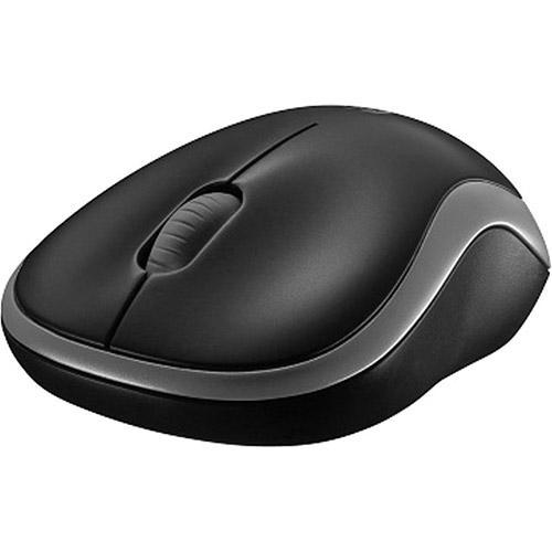 Mouse Mini S/Fio RC/Nano M185 Cinza Logitech