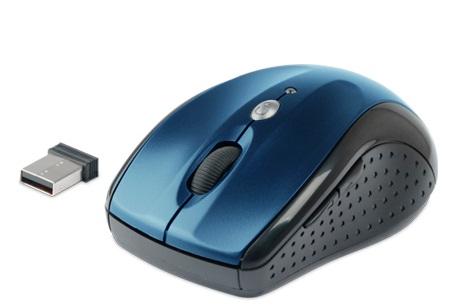 Mouse s/ Fio RC Nano M-W012BL C3 Tech
