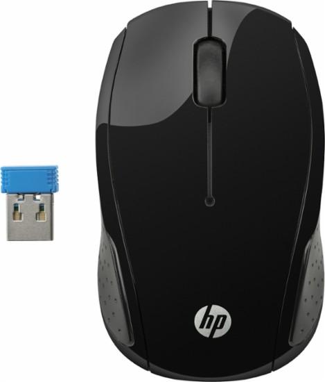 Mouse s/ Fio X200 OMAN Preto HP