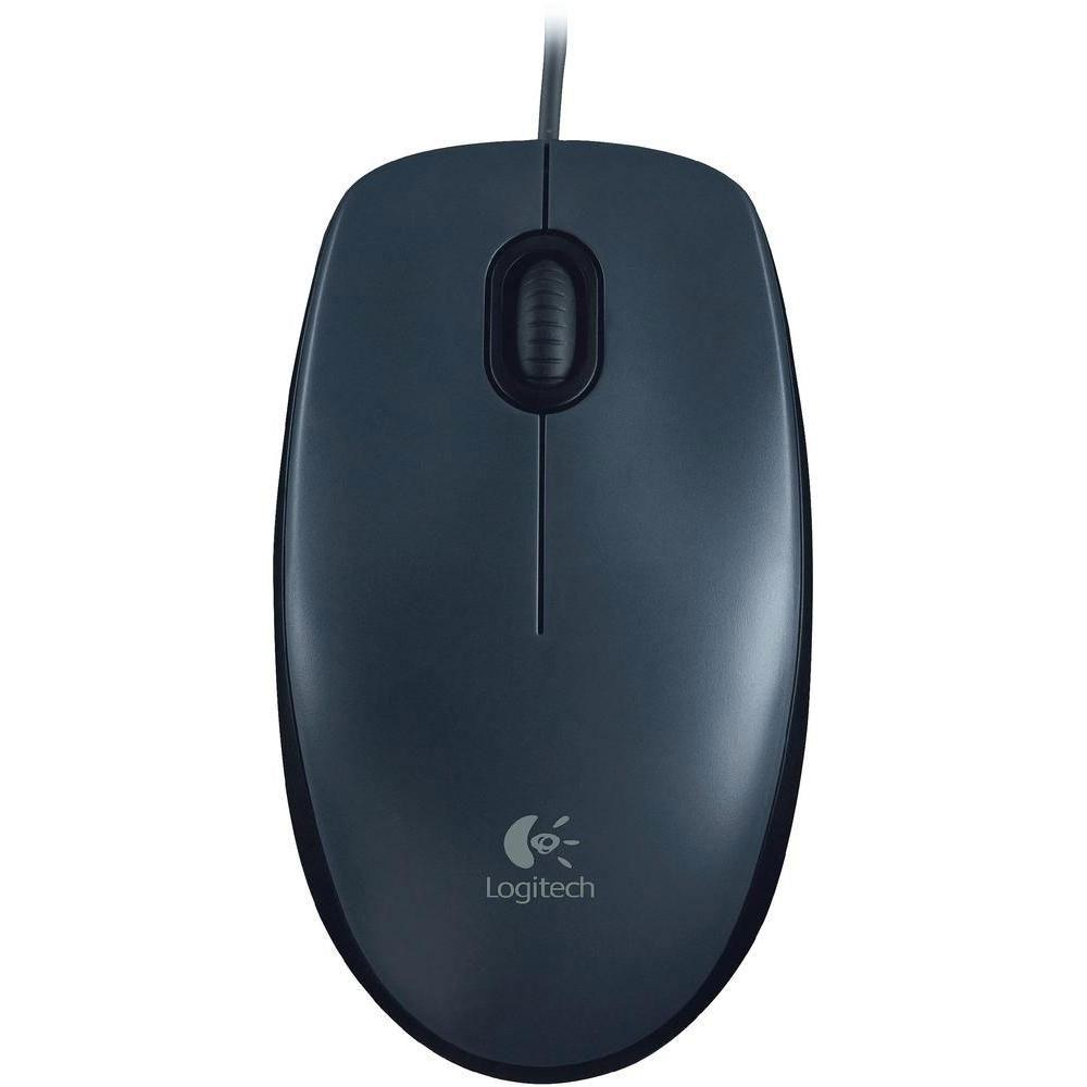Mouse USB M90 Preto Logitech