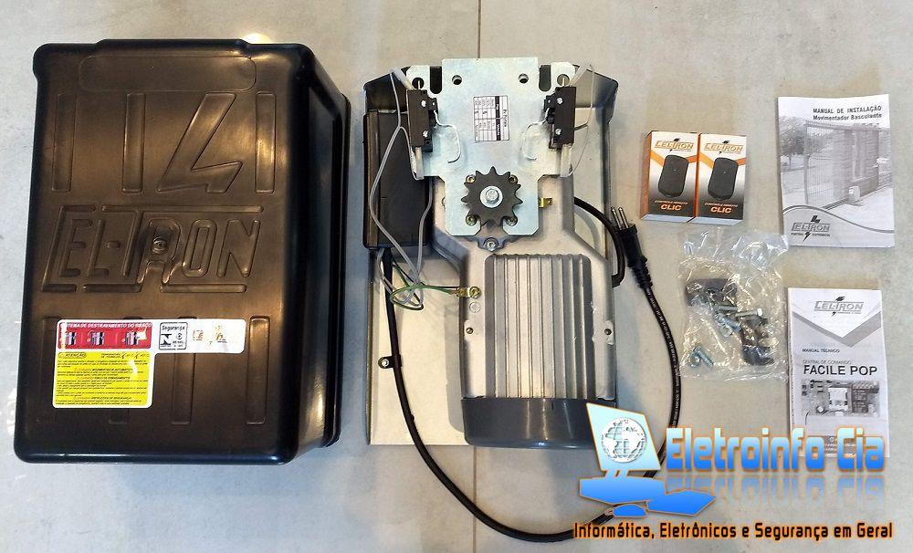 Movimentador Basculante Corrente Velocita 400 4S Bi-Volt Cel-Tron