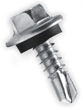 Parafuso Auto Brocante NR3 Zinc. 12X3/4 Ciser