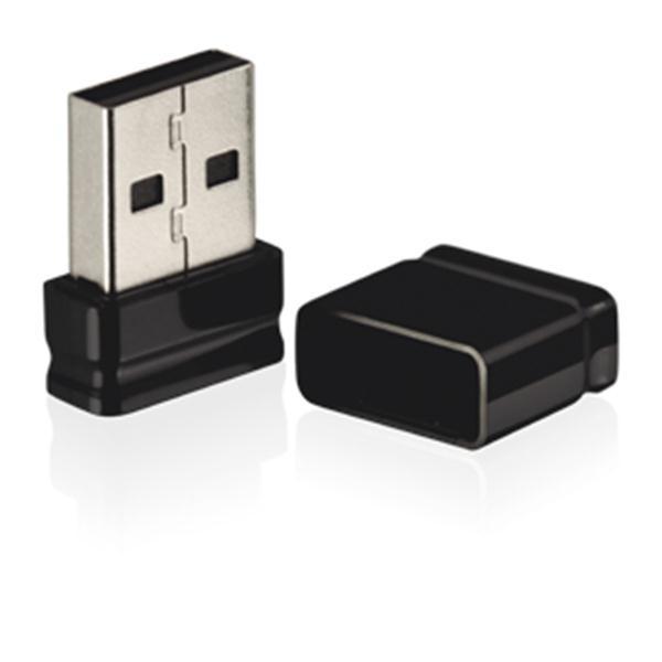 Pen Drive 32GB Nano Preto PD055 Multilaser