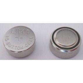 Pilha Botão LR44 / A76 Alcalina 160MHA 1,5V 11,6X5,4MM GLD (Unidade)  - Eletroinfocia