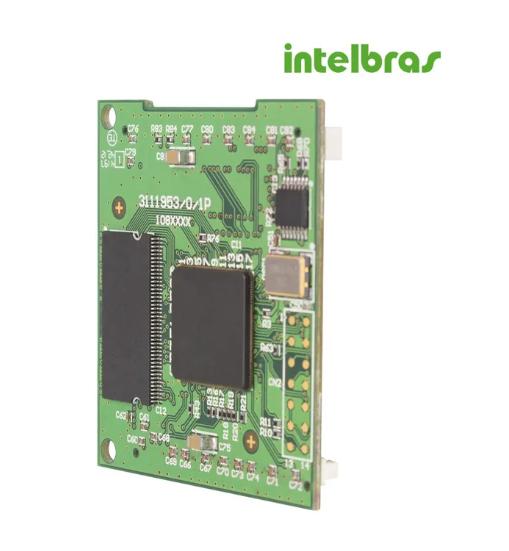 Placa Codec ICIP 30 Intelbras