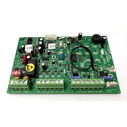 Placa CPU ANM 2008 MF Intelbras