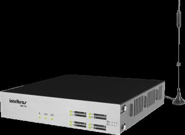 Placa de Expansão Gateway GSM GW 280 Intelbras  - Eletroinfocia