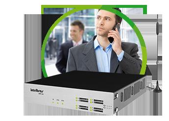 Placa De Expansao Gateway Gsm Gw 280 Intelbras  - Eletroinfocia