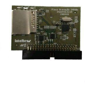 Placa de Gravação Impacta 68I Intelbras  - Eletroinfocia