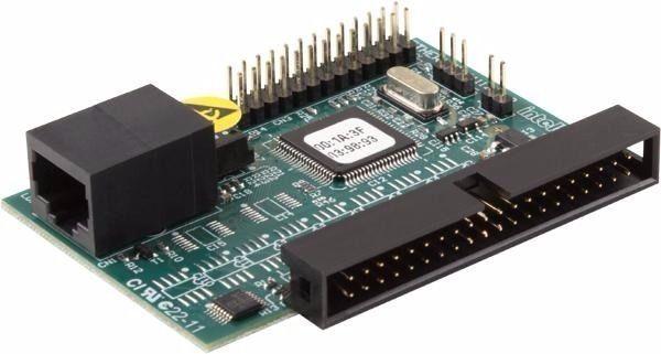 Placa Ethernet Impacta 16/68 Intelbras