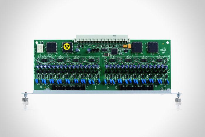 Placa Ramal Digital NKMC 22000 16 RD Intelbras