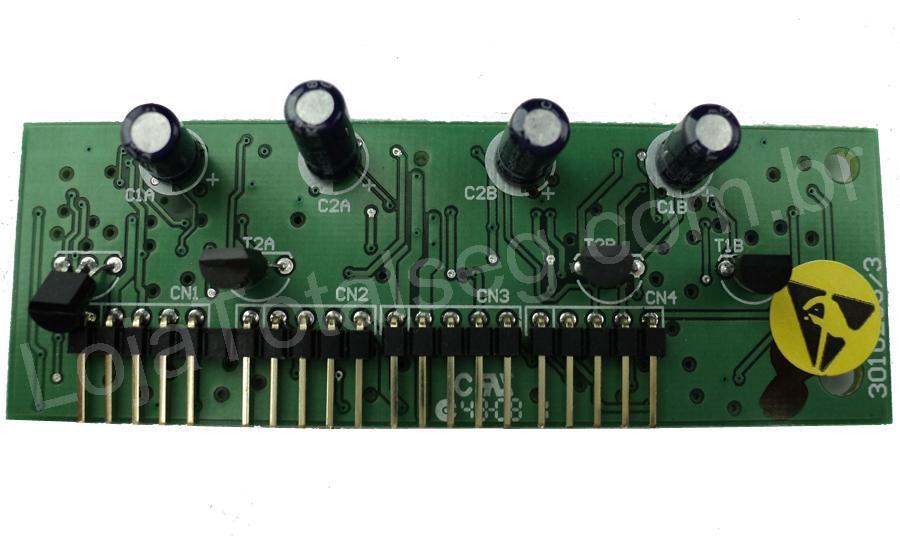 Placa SLIC (2 Ramais) Sistema 141 Intelbras*