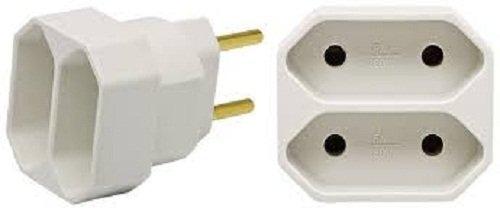 Plug / Adaptador T 1X2 Marmore