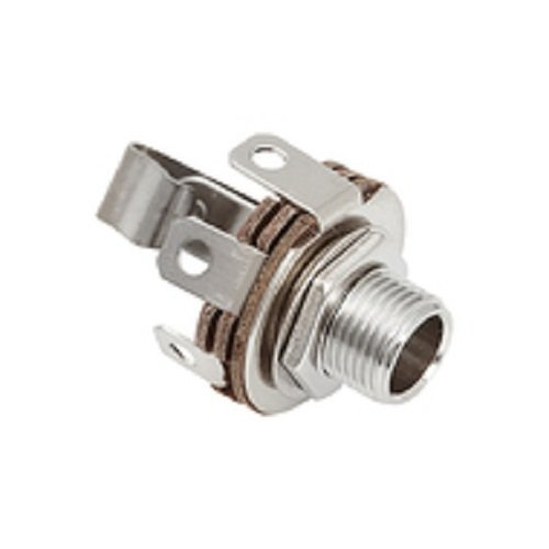 Plug P10 Jack Stereo Aberto C/ Rosca