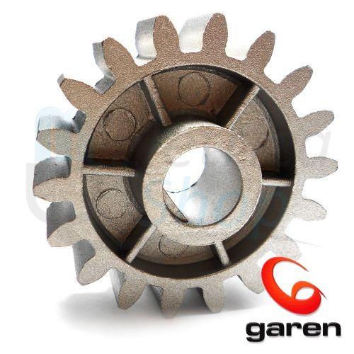 Reposição para Engrenagem Z 18 Alumínio DZ de Motor Deslizante Garen  - Eletroinfocia