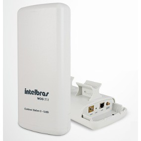 Roteador Wireless Wog 212 (Cpe) 2,4Ghz/12Dbi Intelbras
