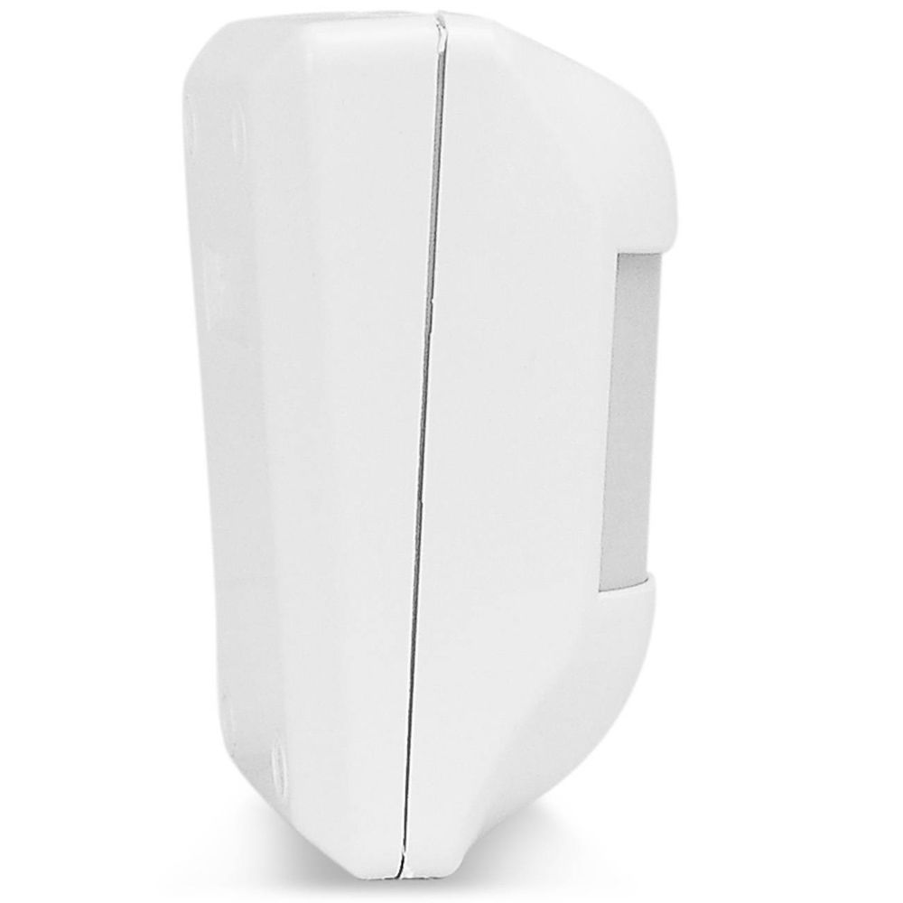 Sensor Infravermelho Passivo IVP Visory RF Saw Sem Fio PET ECP  - Eletroinfocia
