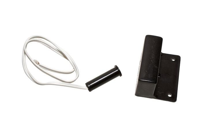 Sensor magnetico de porta de aço (conjunto)