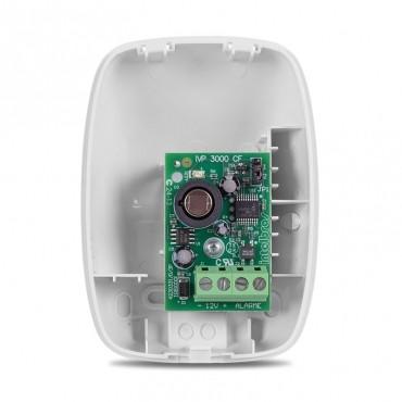 Sensor Passivo Com Fio IVP 3000 CF Intelbras  - Eletroinfocia