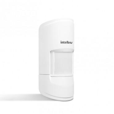 Sensor Passivo Com Fio IVP 5001 Pet Shield Intelbras  - Eletroinfocia