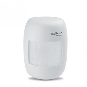 Sensor Infravermelho Passivo Sem Fio Ivp 2000 SF Intelbras  - Eletroinfocia