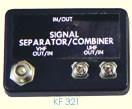 Separador /Misturador de sinal KF321 CSR  - Eletroinfocia