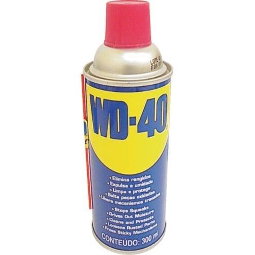 Spray Lubrificante Aerosol WD-40 300ml Theron