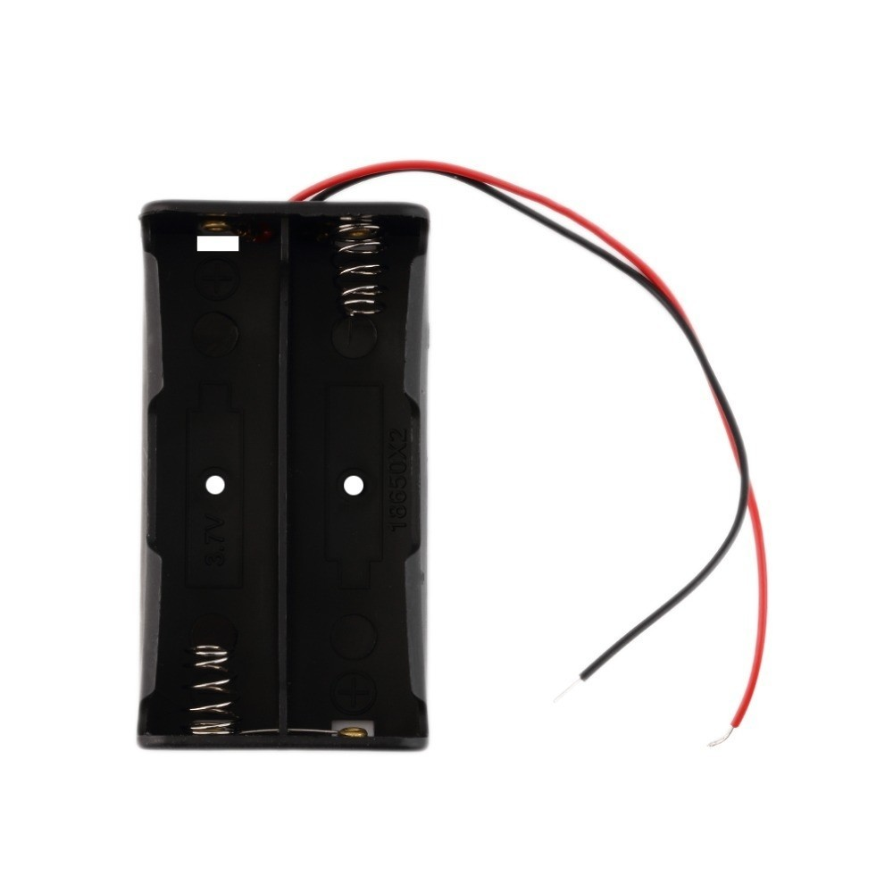 Suporte p/ 02 x Baterias 18650 RTLI18650  - Eletroinfocia